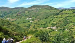 Principio de ruta Pachalina-Miravalles-Villager