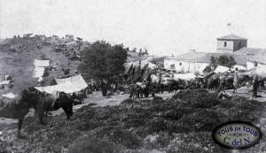 Cangas del Narcea, El Acebo en 1880