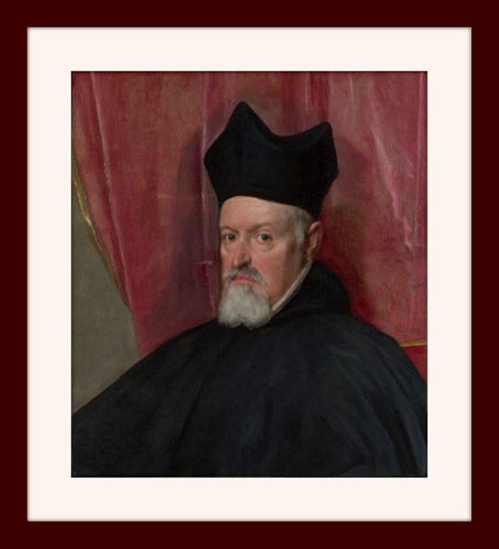 BA0001 - Retrato del Arzobispo Fernando de Valdés
