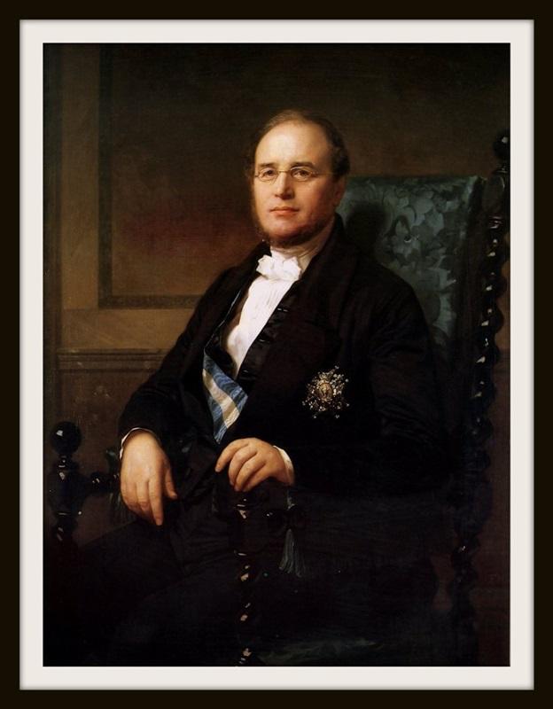 BA0007 - Retrato de Pedro José Pidal Carniado