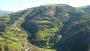 El palacio de Ardaliz y el pueblo de Pixán