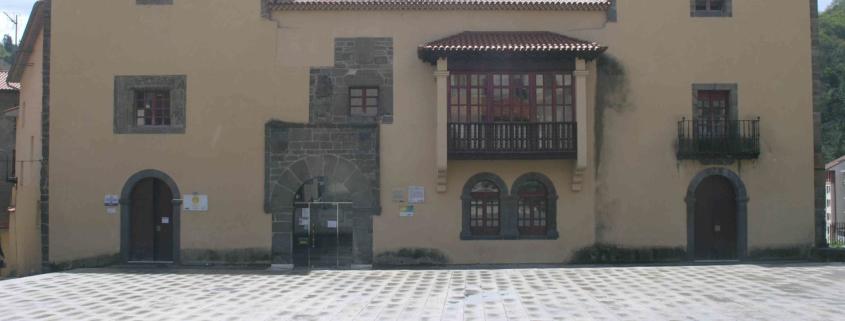 Palacio de Omaña en la actualidad